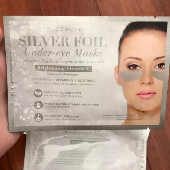 Trubeauty Makeup Newunopened Undereye Masks Set Of 3 Poshmark